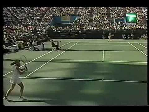 Chris Evert Vs Tracy Austin 2 Video