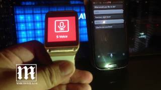 Galaxy Gear working on Samsung Galaxy S3 4.1.2  & Androids No Root