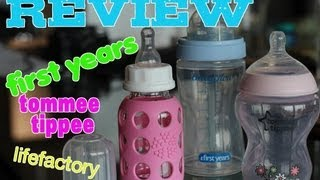 Favorite Bottles for Breastfed Babies | Review