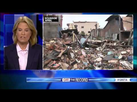 Greta Van Susteren of FOX News the Tel Aviv Attack