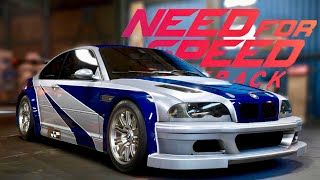 Fundort Stillgelegtes Auto: Most Wanted BMW M3   05. Febr - Need for Speed Payback