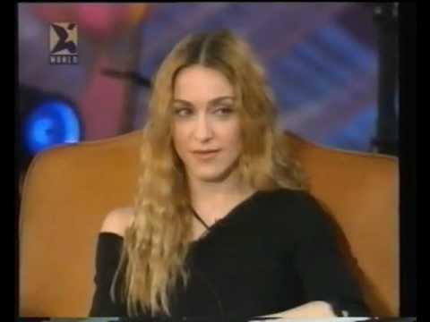 Madonna on Oprah 1998 part 2/4