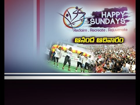 Happy Sunday Entertainment Program held In Vijayawada