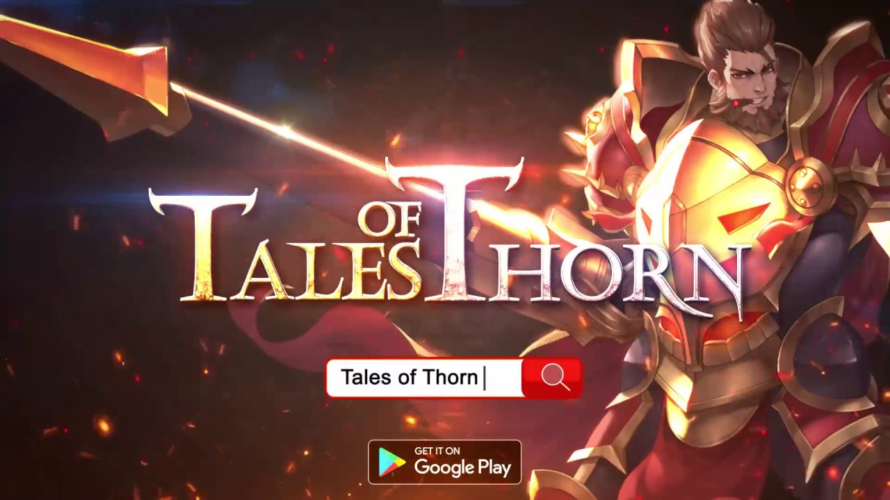 Tales of Thorn - Official Trailer - English