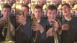 Journey Don 39 T Stop Believing For Brass Quintet With Sheet Music