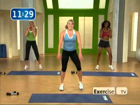 Dorm Room Workout   Workout Videos by ExerciseTV