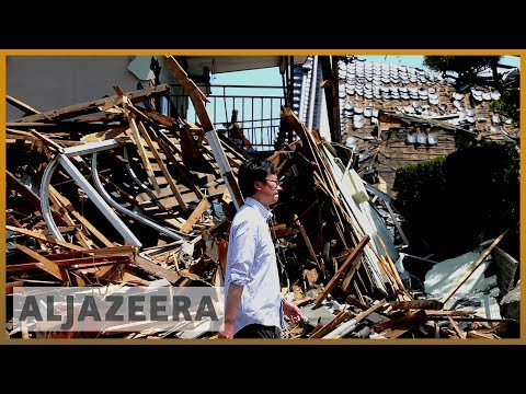 Powerful quake hits Japan Music Videos