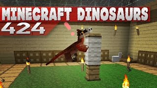 Minecraft Dinosaurs! || 424 || Toys and Joys!