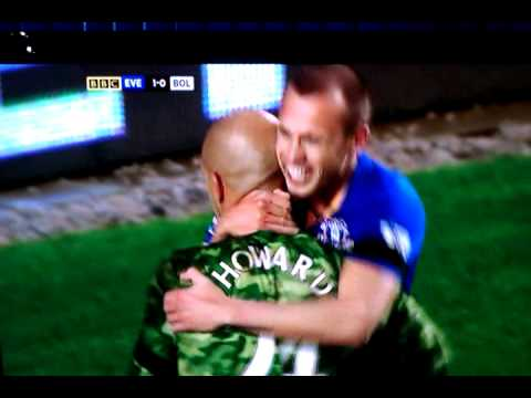 Best goalie goal ever - tim howard