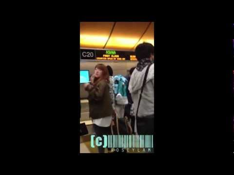 [FANCAM] 120311 FTIsland leaving LA