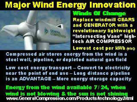 Wind Energy Future Potential - Expotential Growth