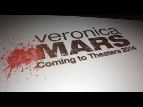 Veronica Mars: SDCC Fan Event!