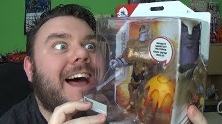 Marvel Toybox Thanos Disney Store Exclusive Action Figure Review