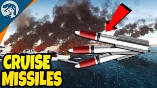 HUGE MISSILE STRIKES, SUB SIMULATOR TOMAHAWK LAUNCH | Cold Waters Mission Gameplay