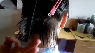 Видеоуроки для парикмахеров женские стрижки