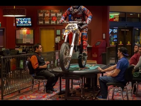 Motocross Casino Freestyle - Nitro Circus video