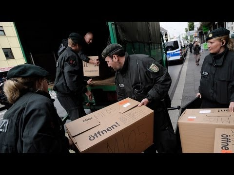 German Police Raid Extremists for Intelligence (Dispatch)