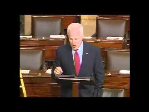 Sen. Cornyn references Dan Blumenthal's