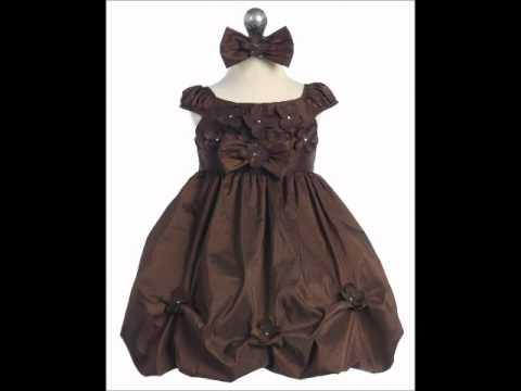 2011 Flower Girl Dresses & Accessories; Vestidos de la muchacha de flor 2011