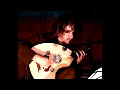 Rob MacKillop 2001 Live Concert Part 5 - The Oud Player of Rosslyn