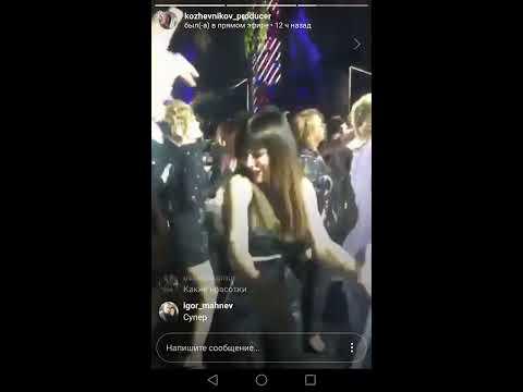 Ани Лорак зажигает на дне рождении Григория Лепса 16 07 2017
