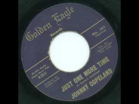 JOHNNY COPELAND - Just one more time - GOLDEN EAGLE