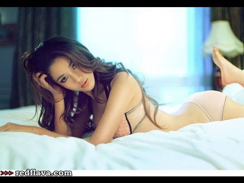 Hot Asian Chinese Models Strip Part 16