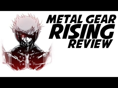 Metal Gear Rising: Revengeance - Black Guy Reviews