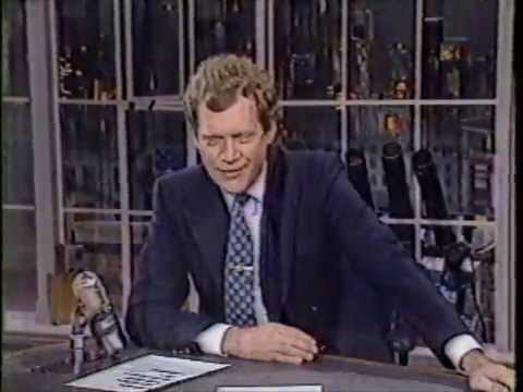 Late Night With David Letterman, Nov. 22, 1988 (complete episode with Phil Collins)