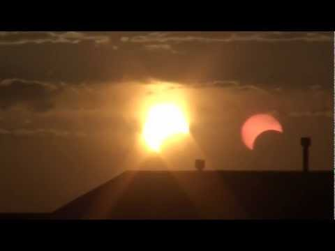 Nibiru Sighting During May 20, 2012 Solar Eclipse - 2 Suns Phenomena - 100% Definitive PROOF!