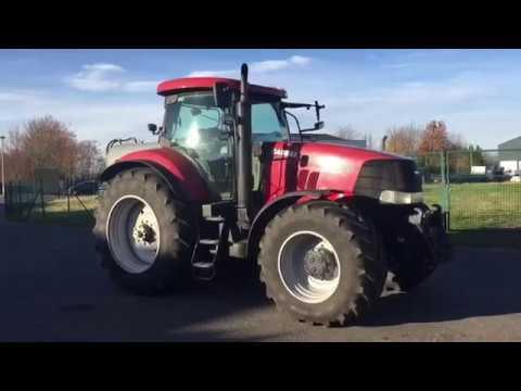 Обзор трактора Case IH Puma CVX 225. Overview tractor Case IH Puma CVX 225.
