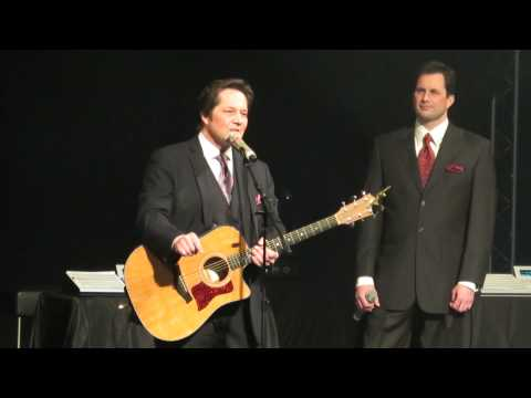 Booth Brothers (Talking - The Secret Place) 02-13-14