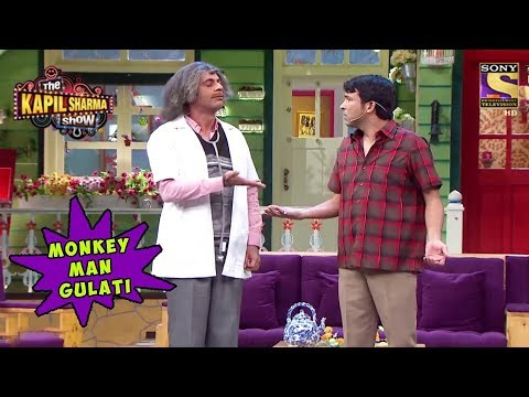 Chandu Calls Dr. Mashoor Gulati A Monkey - The Kapil Sharma Show thumbnail