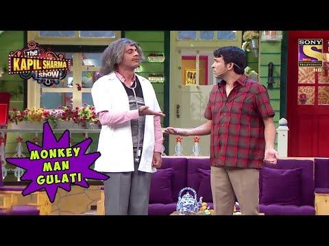 Chandu Calls Dr. Mashoor Gulati A Monkey - The Kapil Sharma Show thumbnail