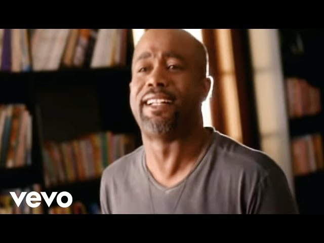 Darius Rucker - I Got Nothin'