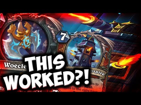 BLACKHOWL GUNSPIRE OTK WARRIOR | HOW DID THIS WORK | WOECLEAVER | THE WITCHWOOD | DISGUISED TOAST