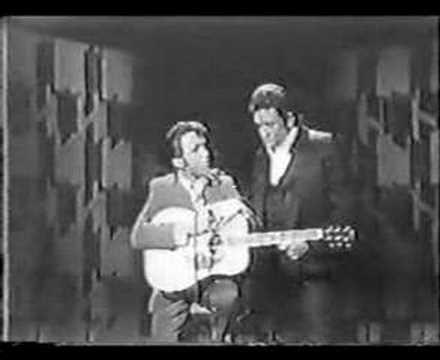 Johnny Cash - Johnny Cash & Jimmie Rodgers - Danny Boy