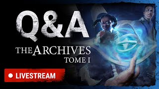 Dead by Daylight | Live Q&A (Very Spooky)
