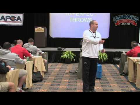 Bill O'Brien: Quarterback Technique