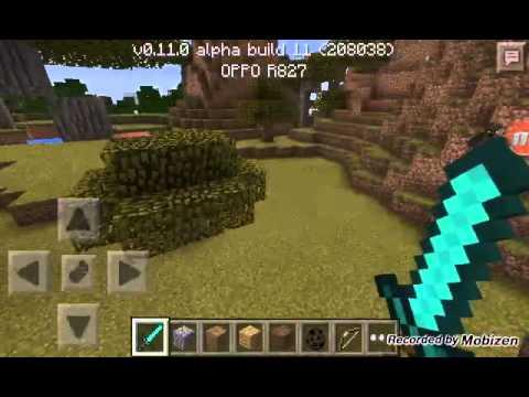 Minecraft Pe Update 0.11.0 alpha build 11