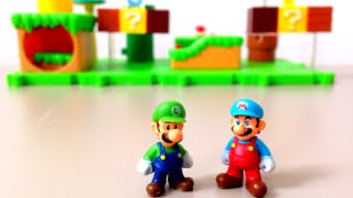 Super Mario and Luigi Playset
