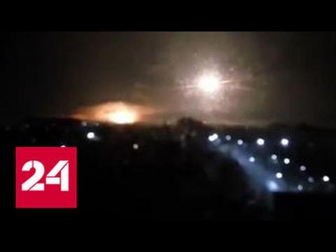 На крупнейшем военном складе Украины рвутся боеприпасы