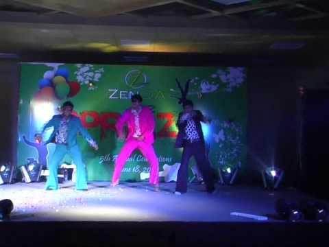 Jumbaare Jujumbaare - Dance On Superstar Krishna's Song video