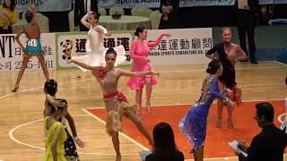 00097 2018 舞王世界公開賽 國高中組 Jive 複賽