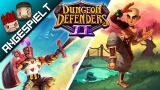 Angespielt: Dungeon Defenders 2 PreAlpha [FullHD] [deutsch]