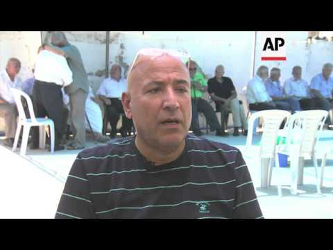 Israeli Arab family mourns death of relatives in purported chemical attack