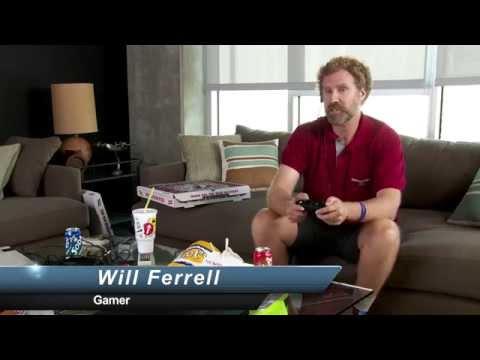 Will Ferrell Trolls Gamers