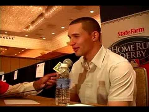 AL All-Star Grady Sizemore of Cleveland Indians Boys & Girls Clubs Interview