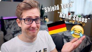 If English Was Like German! Funniest German Words   Evan Edinger