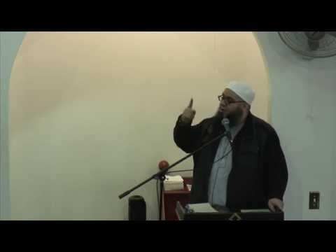 Maulana Mikaeel - Jummah on 2/20/15